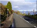 NS1982 : Shore Road, Blairmore by Thomas Nugent