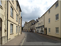 SP0202 : Dollar Street, Cirencester by JThomas