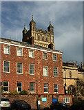 SX9292 : Church House, Exeter by Derek Harper