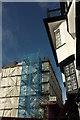 SX9292 : Historic buildings in Exeter by Derek Harper