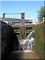 SJ9726 : In Weston Lock, Staffordshire by Roger  Kidd