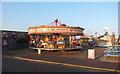 TF6640 : Carousel, Hunstanton by habiloid