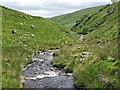 SN7454 : Afon Doethie Fawr in Ceredigion by Roger  Kidd