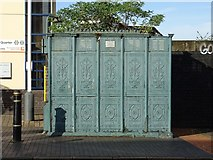 SP0687 : Public toilet on Vyse Street by Philip Halling