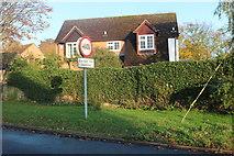 TL3674 : House on High Street, Bluntisham by David Howard