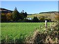NS1983 : Blairmore Farm by Thomas Nugent