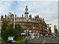 NS5866 : Charing Cross Mansions by Stephen Craven