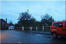 TF4707 : The edge of Norfolk by David Howard