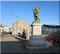 SN4120 : Grade II Listed War Memorial, Priory Street, Carmarthen by Jaggery