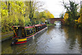 SP8831 : Narrowboat by bridge 99, Grand Union Canal by Stephen McKay