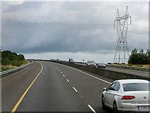 R8075 : Eastbound M7 by David Dixon
