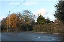 TL3677 : Colne Road, Somersham by David Howard