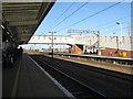 TL1899 : Peterborough station by M J Richardson