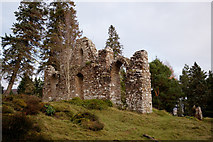 "NH5968 : ""Little Fyrish"" Monument on Meann Chnoc by Julian Paren"