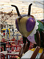 SJ8498 : The Bee at Victoria Station by David Dixon