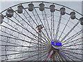 SP0686 : Birmingham, The Big Wheel (detail) by Roger  Kidd