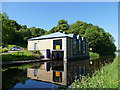 NS8779 : The Seagull Trust boathouse by Stephen Craven