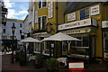 TQ3104 : Brighton; English's seafood restaurant, Market Street, in The Lanes by Christopher Hilton