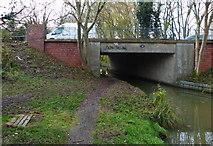 SP7288 : Uncle Tom's Bridge No 12 by Mat Fascione