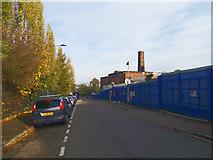 TQ1983 : Park Royal - Rainsford Road by James Emmans