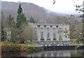 NN9159 : Clunie Power Station, Loch Faskally by Jim Barton