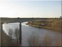 NZ2463 : New Redheugh Bridge, Newcastle by M J Richardson