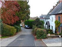 SP7089 : Swingbridge Street in Foxton by Mat Fascione