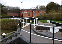 SP6989 : The Foxton Canal Museum by Mat Fascione