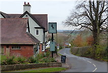 SP6989 : The Black Horse in Foxton by Mat Fascione
