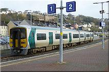 W6872 : 2600 class railcar set at Kent Station, Cork by Robin Webster