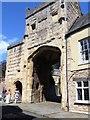ST5445 : Wells buildings [26] by Michael Dibb