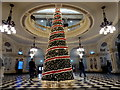 J3374 : Christmas tree, Belfast City Hall by Kenneth  Allen