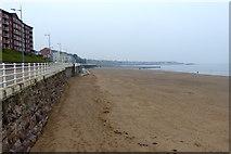 SH8479 : The beach at Llandrillo-yn-Rhôs by Mat Fascione