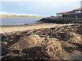 NZ3668 : Flotsam and jetsam by Oliver Dixon