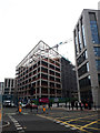 SE2933 : Latest development on Wellington Place by Stephen Craven