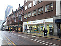 SE3033 : Thomas Cook shop in Leeds, still trading by Stephen Craven