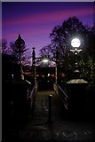 SO5139 : Victoria Bridge, Hereford by John Winder