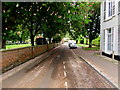 SY1287 : Leafy view of Coburg Road, Sidmouth by Jaggery