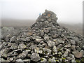 S3112 : Misty Cairn by kevin higgins