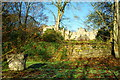 NY8893 : Otterburn Tower & Castle by Tiger