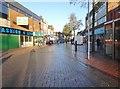 SO9496 : Bilston Town by Gordon Griffiths