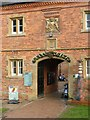 SK6464 : Rufford Abbey – former stable block by Alan Murray-Rust