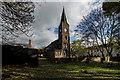 SJ8553 : St. Johns Church (Disused), Goldenhill by Brian Deegan