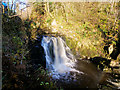 SD6974 : Pecca Falls, Ingleton by David Dixon