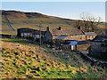 SD7075 : Twisleton Hall Farm by David Dixon