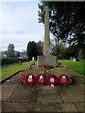 SD6592 : Sedbergh War Memorial by David Dixon