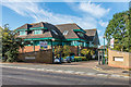 TQ1658 : Dorset House by Ian Capper