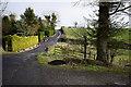 H4269 : Creevangar Road by Kenneth  Allen