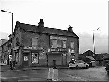 SE1734 : Peel Park Post Office by Stephen Craven