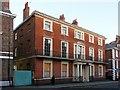 SE5952 : 51 Bootham, York (Bootham School) by Alan Murray-Rust